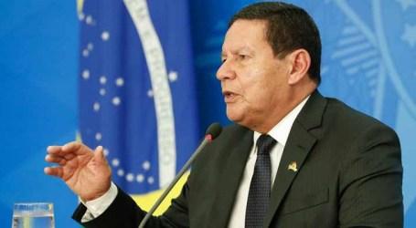 Mourão diz que empresários pedem definição de metas para a Amazônia