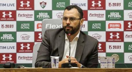 """Presidente do Fluminense desabafa e chama Federação do Rio de """"Gatoferj"""""""