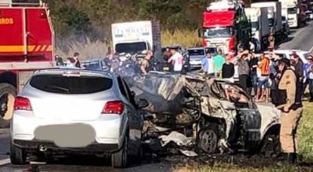 MG registra aumento de acidentes de trânsito na pandemia