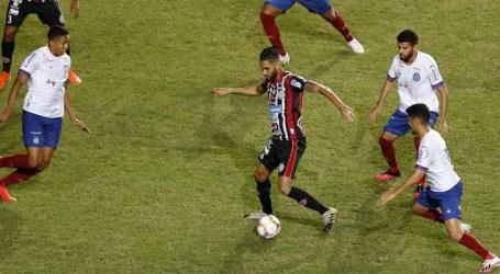 Atlético de Alagoinhas e Bahia empatam no primeiro jogo da final