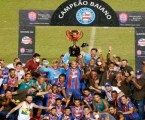 Bahia conquista tricampeonato estadual nos pênaltis
