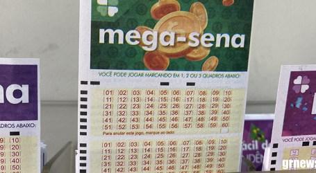 Mega-Sena acumula e prêmio aumenta para R$ 22 milhões
