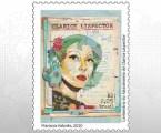 Correios lançam selo em homenagem ao centenário da escritora Clarice Lispector