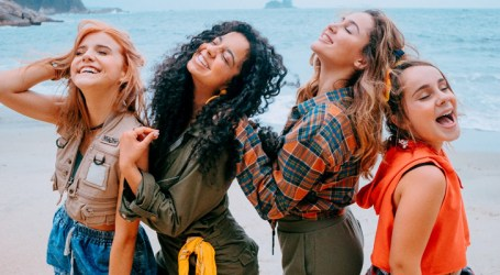 """Sienna grava clipe de """"Lembra Você"""", parceria com o grupo BFF Girls"""