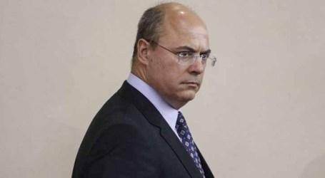 Supremo mantém condenação do ex-governador do Rio Wilson Witzel