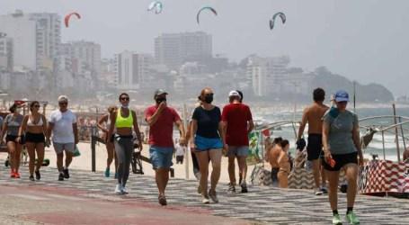 Três regiões do município do Rio de Janeiro saem do nível de alto risco para covid-19