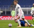 Liga dos Campeões: Real Madrid derrota Inter de Milão em pleno San Siro