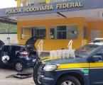 PRF apreende mais de 30kg de cocaína em João Monlevade