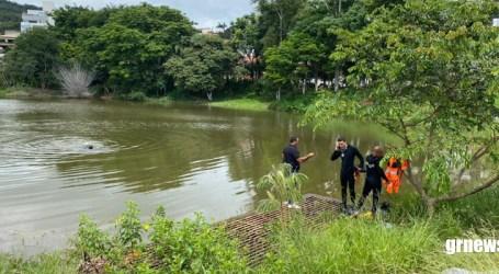 Corpo de jovem é encontrado na lagoa do Bariri 2 após dois dias de buscas