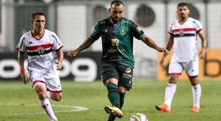 América-MG empata com Botafogo-SP no Independência