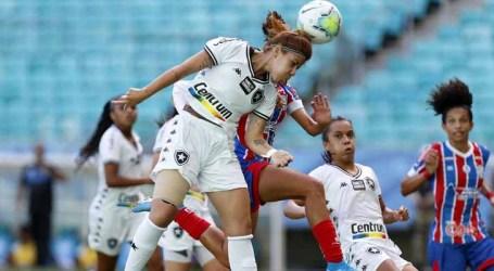 Botafogo e Napoli-SC decidirão Série A2 do Brasileiro Feminino