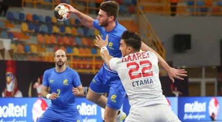 Em final emocionante Brasil empata com Tunísia no Mundial de Handebol