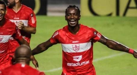 CRB atropela o Figueirense pela Série B