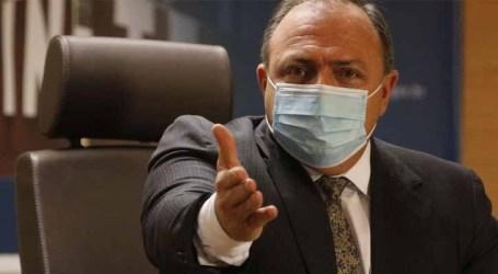 Ministro do STF nega decisão liminar para afastar Pazuello da Saúde