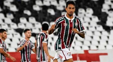 Fluminense vence o Sport e Coritiba derrota Vasco