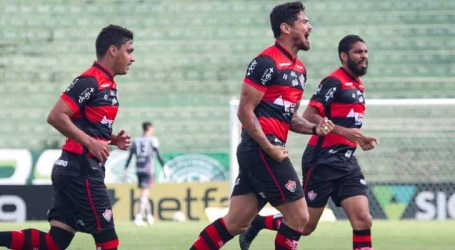 Vitória vence o Guarani e sai do Z-4 da Série B