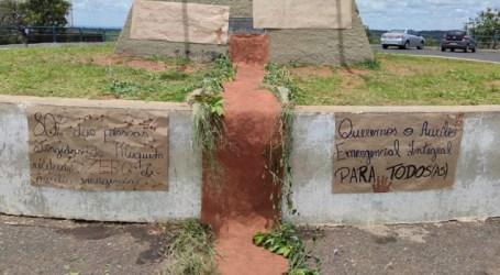 Cristo Redentor terá projeções de frases e imagens em protesto a tragédia da Vale em Brumadinho