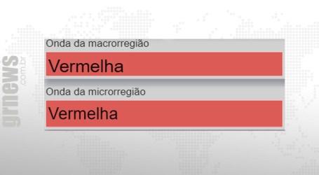 Onda Vermelha: com casos em alta Governo de MG enquadra Pará de Minas na fase mais restritiva do plano