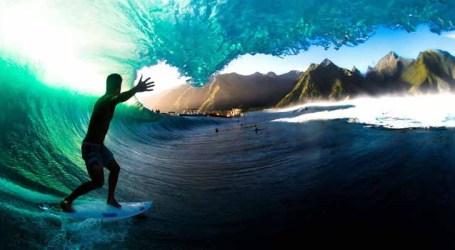 Surfistas se preparam para Jogos de Tóquio enfrentando a pandemia no paraíso