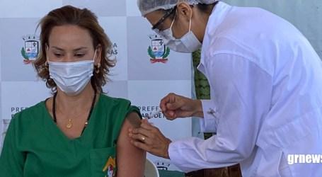 Profissionais de saúde serão capacitados para vacinação contra Covid-19