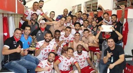Vila Nova sobe para Série B e será finalista na Série C