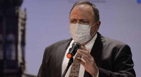 Ministro da Saúde espera vacinar 170 milhões de brasileiros até o fim deste ano