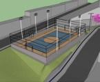 Processo licitatório habilita apenas uma empresa para construir quadra poliesportiva no Grão-Pará