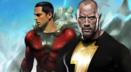 Adão Negro, novo filme da DC com Dwayne Johnson, estreia em julho de 2022