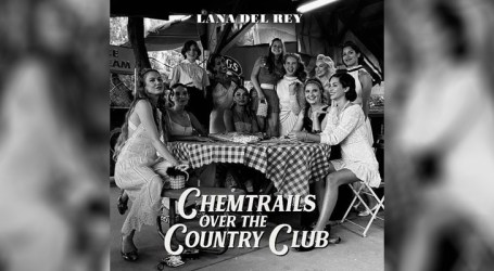 "Lana Del Rey lança seu novo álbum, ""Chemtrails Over The Country Club"""