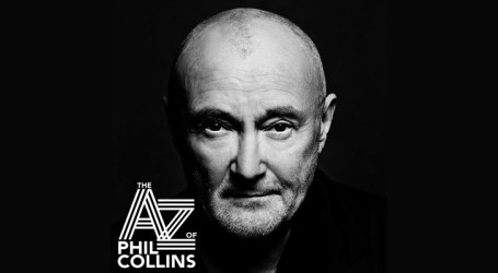 "Phil Collins encerra série de podcasts comemorativa com último episódio de ""The A-Z of Phil Collins"""