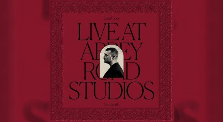 Gravado no Abbey Road Studios, Sam Smith lança seu mais novo álbum ao vivo