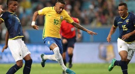 Brasil e Equador jogam dia 4 de junho pelas Eliminatórias para a Copa do Mundo do Catar