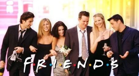 Friends: veja primeira foto dos bastidores do reencontro