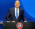 """Presidente da Fifa manda recado para clubes que querem criar Superliga: """"ou vocês estão dentro, ou estão fora"""""""
