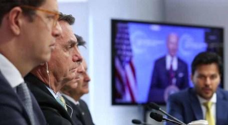 Presidente Bolsonaro promete fim das emissões de gases de efeito estufa até 2050
