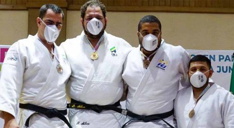 Atletas do Judô brasileiro encerram Pan-Americano na ponta do quadro de medalhas