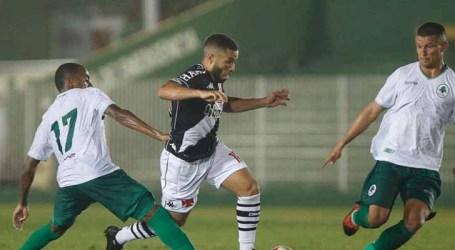 Vasco dá adeus à disputa do título do Carioca