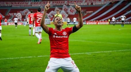Internacional goleia Olimpia pela Libertadores