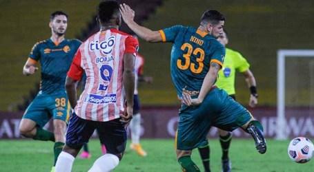 Fluminense e Junior Barranquilla empatam pela Libertadores