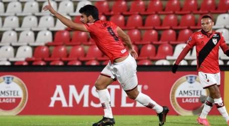Atlético-GO vence Libertad pela Sul-Americana no Defensores del Chaco