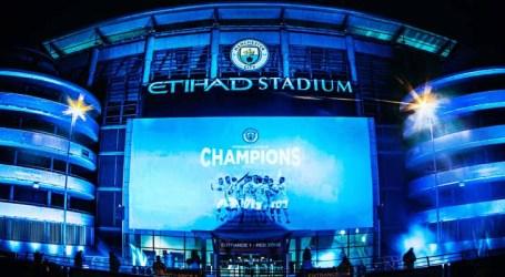 Manchester City conquista título inglês com três jogos de antecedência