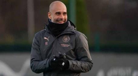 Guardiola diz que jogadores do City precisam ter calma para liquidar PSG