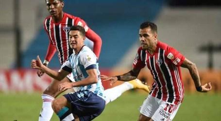 São Paulo e Racing empatam pela Libertadores