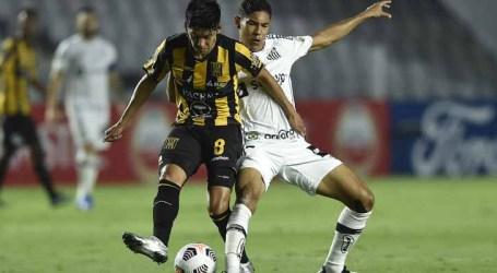 Santos se recupera e goleia pela Libertadores
