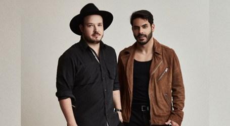 Israel e Rodolffo são destaque nas paradas de sucesso com 2 hits entre as 10 mais ouvidas do país