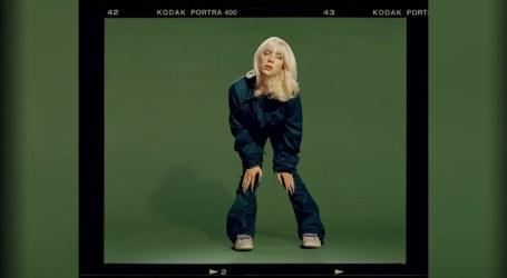 Billie Eilish lança novo single e videoclipe que ela mesma dirigiu