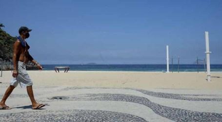 Rio de Janeiro prorroga medidas de restrição até 9 de agosto