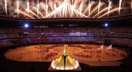 Japão declara aberta a Olimpíada de Tóquio