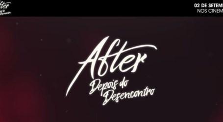 """""""After – Depois do desencontro"""" chega aos cinemas em setembro"""