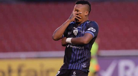 Vasco contrata atacante equatoriano Jhon Sánchez